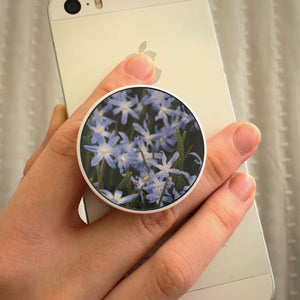 Star Flower Phone Grip