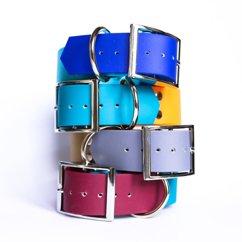 Chunky Double Colour Collars (Medium)