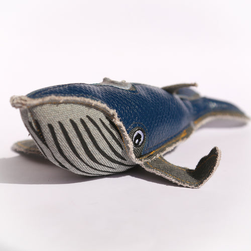 Toughy Whale Toy