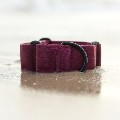 Waterproof Martingale in Berry Burgundy