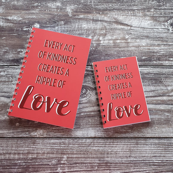 Kindness Notebooks
