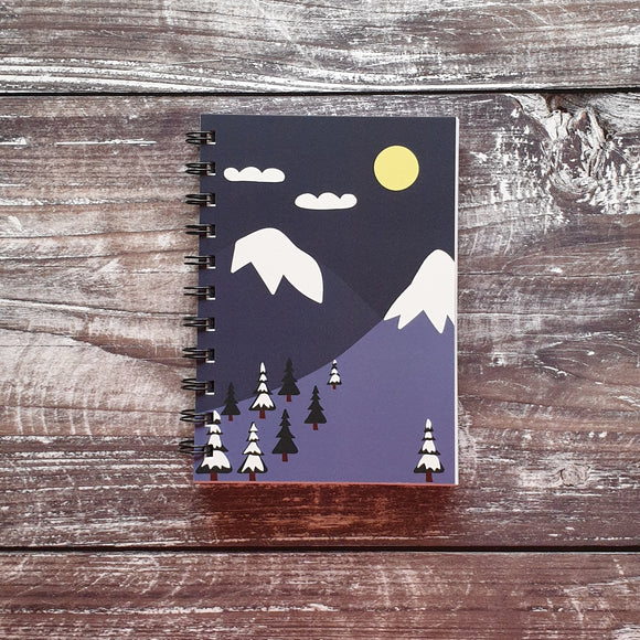 Sunny Mountains Notebooks