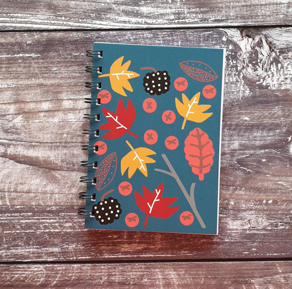 Autumn Bounty Notebooks