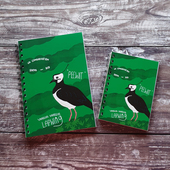 Lapwing Notebooks