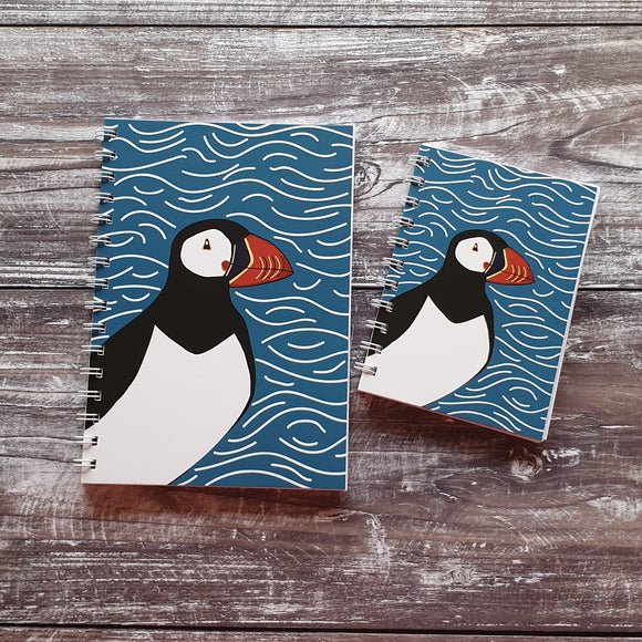 Puffin Notebooks