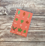 Leaf Identification - Pink Notebooks