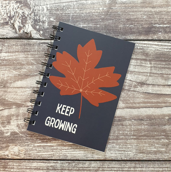Keep Growing Notebooks