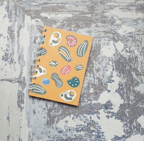 Beach Pebbles Notebooks