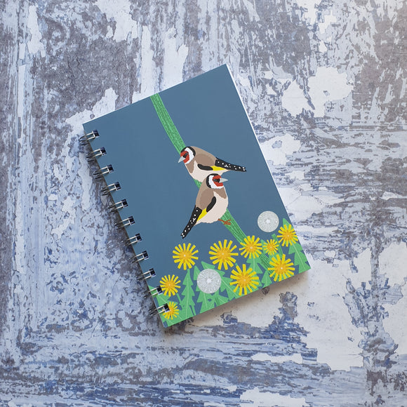 Goldfinches Notebooks