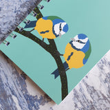 Bluetits Notebooks