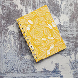 Beech and Berries - Yellow Notebooks