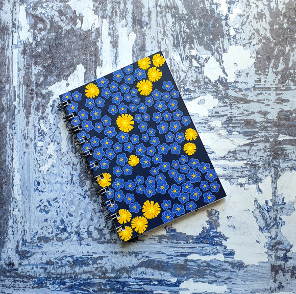 Forget Me Not Notebooks