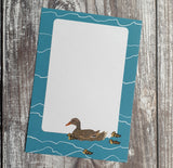 Mallard Gift Note - Set of 4
