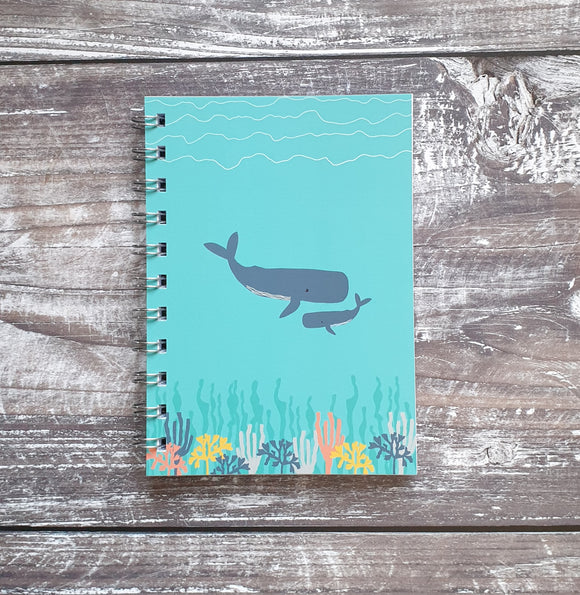 Whale A6 Notebook