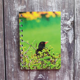 Blackbird Photographic A6 Notebook