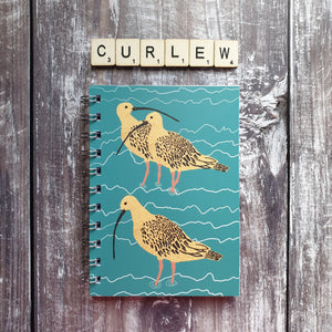 Curlews A6 Notebook