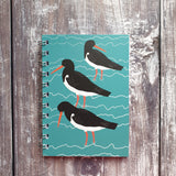 Oystercatcher A6 Notebook