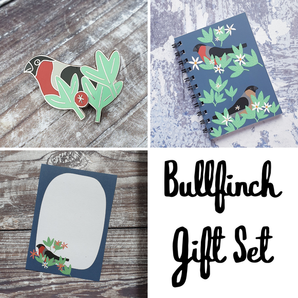 Bullfinch Gift Set