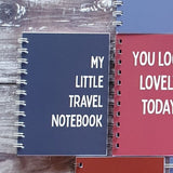 My Little Travel Notebook