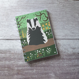 Badger Notebooks