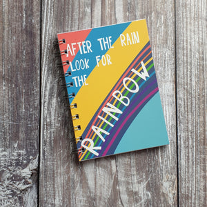 Rainbow Notebooks