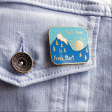 Each Dawn is a Fresh Start hard enamel pin