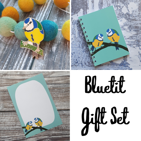 Bluetit Gift Set
