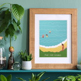 Make More Memories Art Print