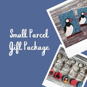 Small Parcel size gift package