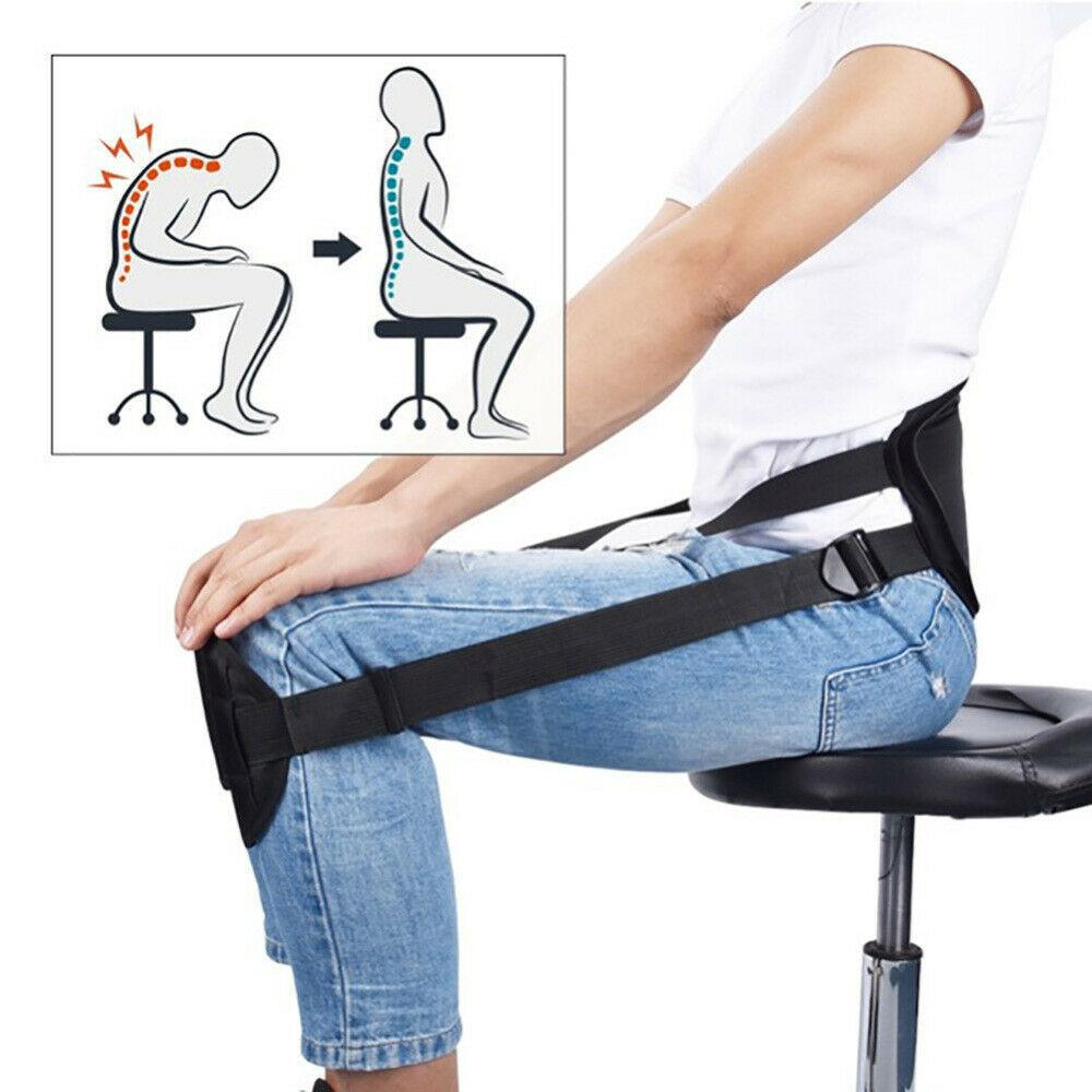 Generise 'No Hunch' Sitting Posture Corrector Back Support, Health Care by Generise