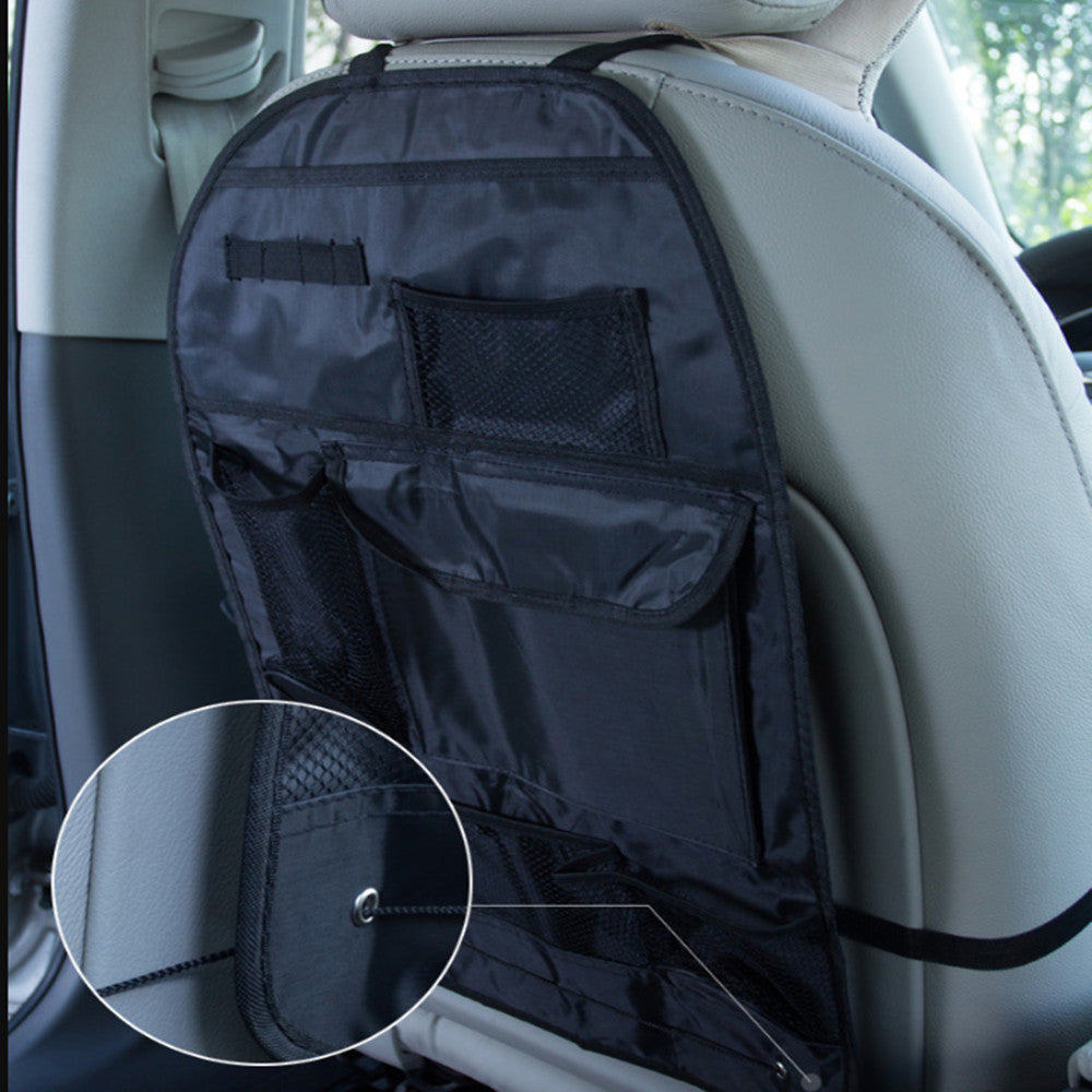 Car Seat Multi Pocket Organiser by  Generise