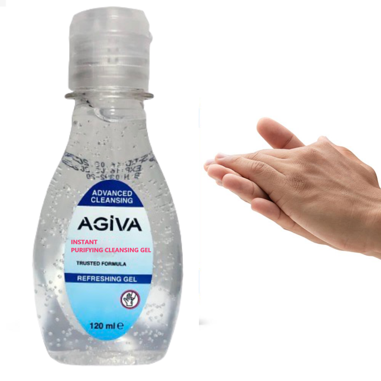 Agiva 120ml Instant Purifying Cleansing Gel by  Generise