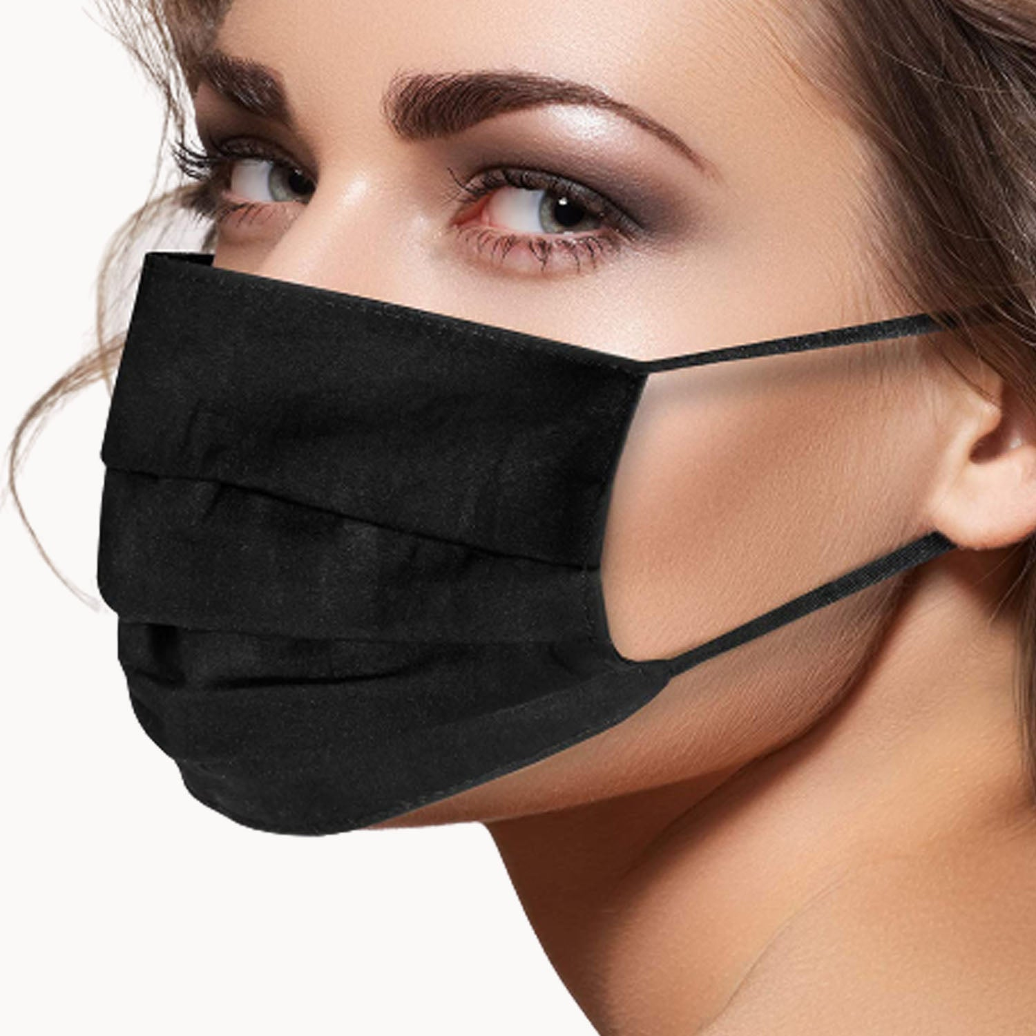 Reusable Cotton Face Masks, Work Safety Protective Equipment by Generise