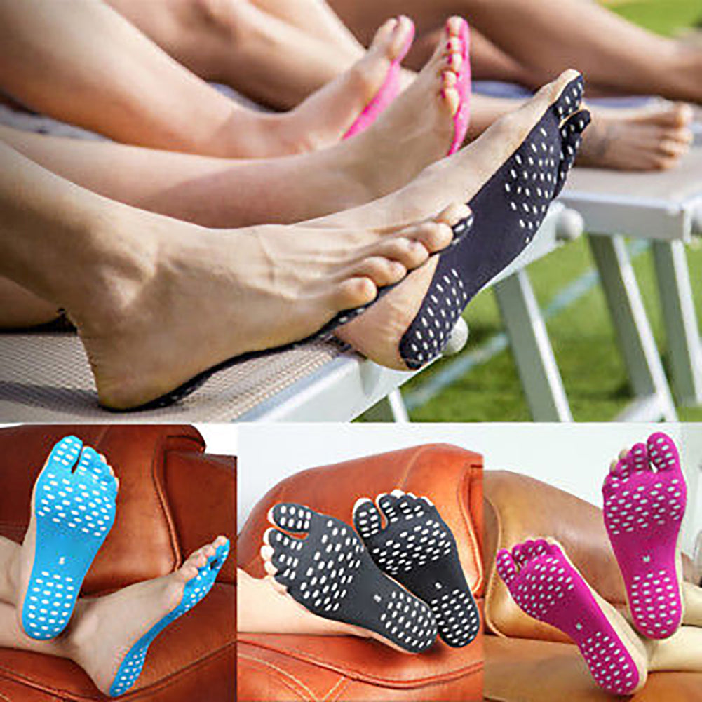 Barefoot Beach Sticky Soles by  Generise