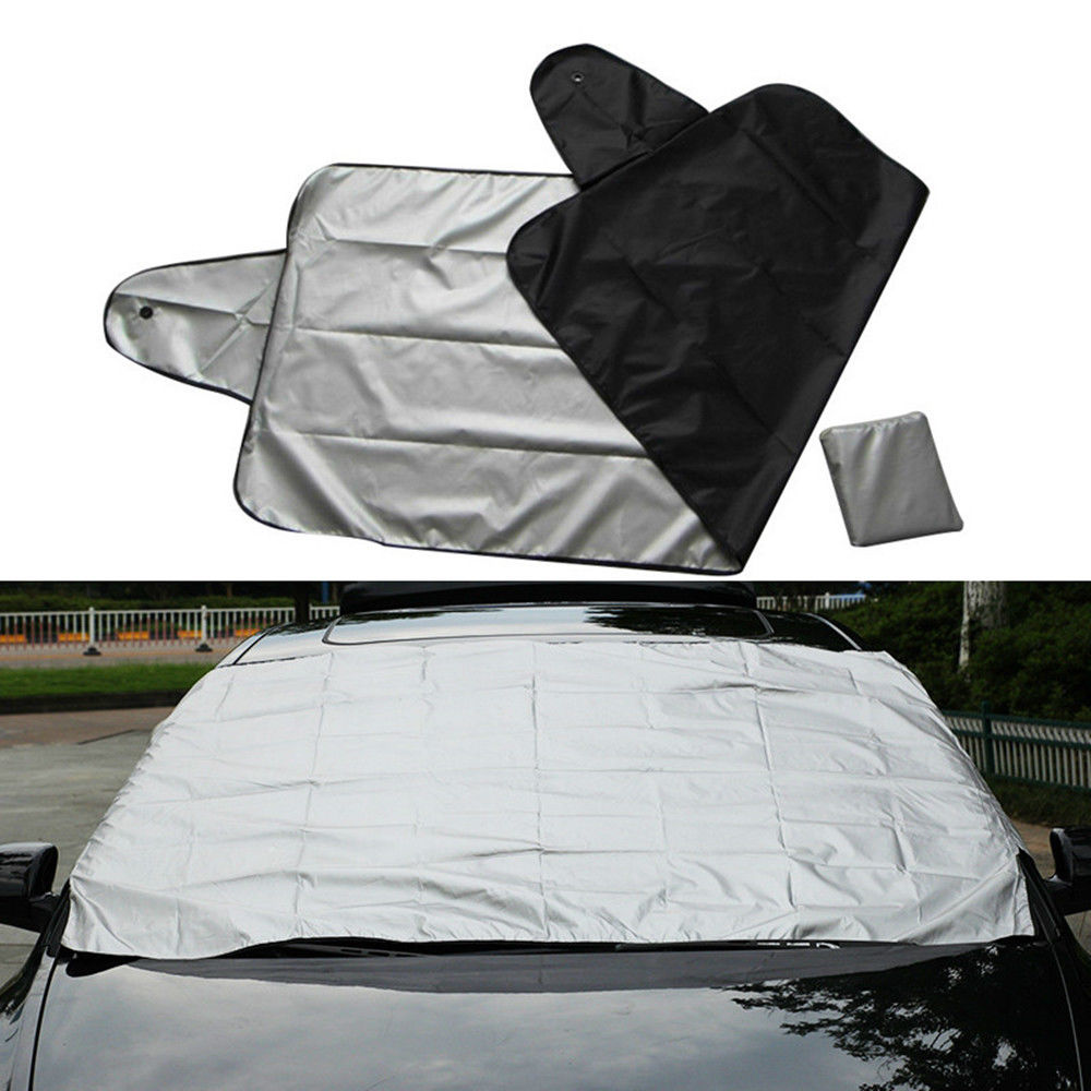 Generise Anti-Theft Reversible Windscreen Car Cover, Vehicles & Parts by Generise