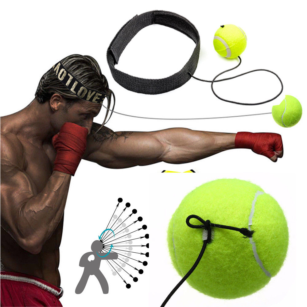 Boxing Ball Headband by  Generise