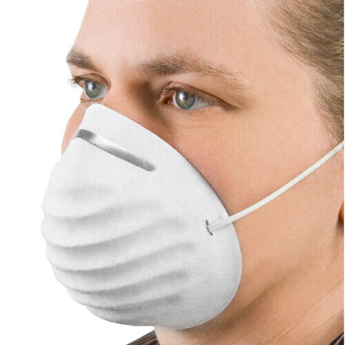 Dust Masks x12 Pack or 20 Pack, Protective Masks by Generise