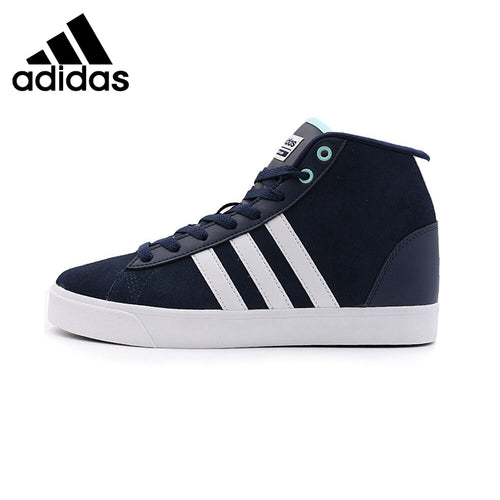 1030b0676 Original New Arrival 2017 Adidas NEO Label Cloudfoam Daily Mid W Women s  Skateboarding Shoes Sneakers