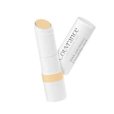Couvrance Stick 3gr Color Amarillo