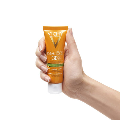 Ideal Soleil FPS30 Anti-Imperfecciones 50ml