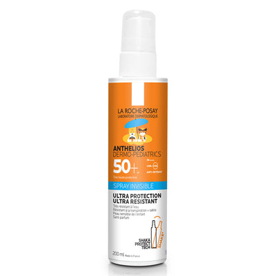 Anthelios dermopediatrics Shaka Spray Invisible FPS 50+ 20ml