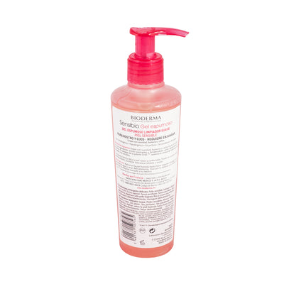 Sensibio gel moussant 200ml