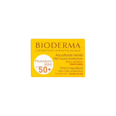 Photoderm Aquafluido t/seco 40ml Color Dorado