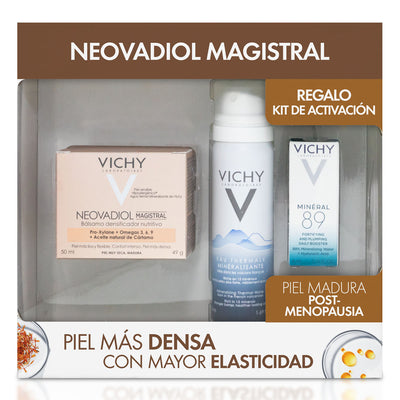 PACK NEOVADIOL MAGISTRAL 50ML+AGT 50ML+MINERAL 89 4ML