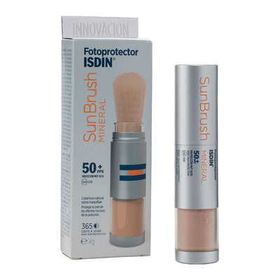 Fotoprotector Isdin 50+ Sunbrush Mineral 4gr