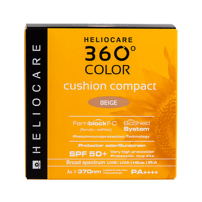 Heliocare 360° Compacto Cushion Beige 15gr