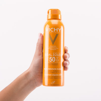 Ideal Soleil 50+ Hydra Mist Spray 200ml