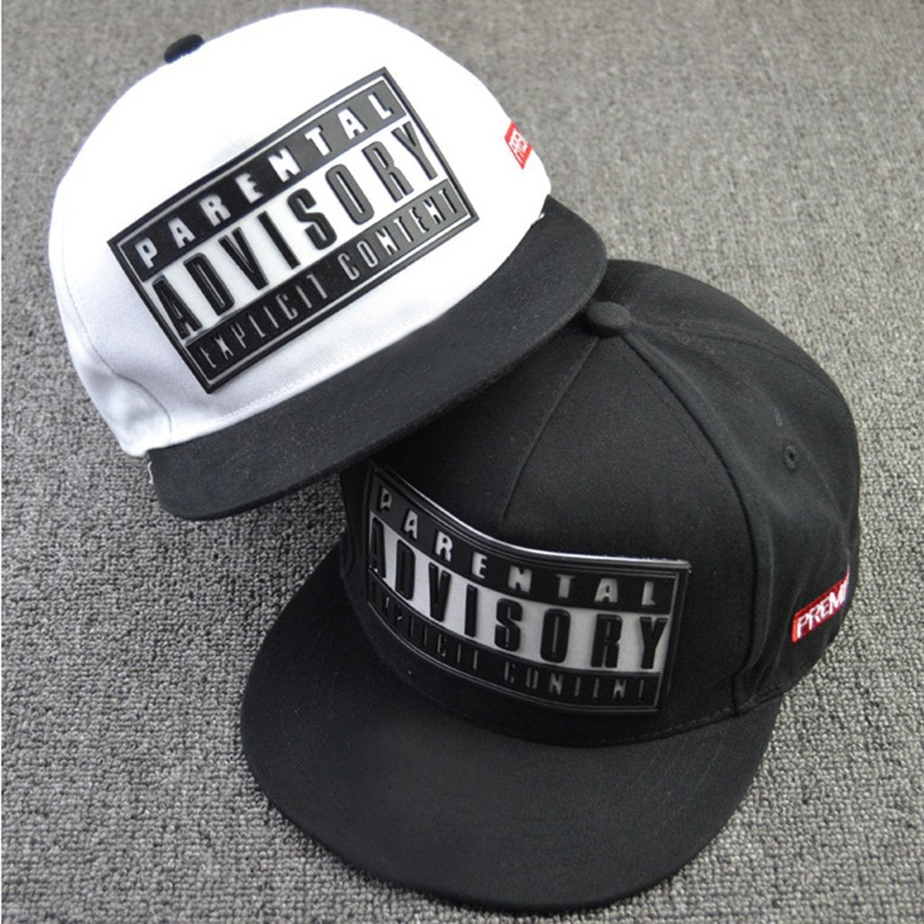 Casquette Parental Advisory