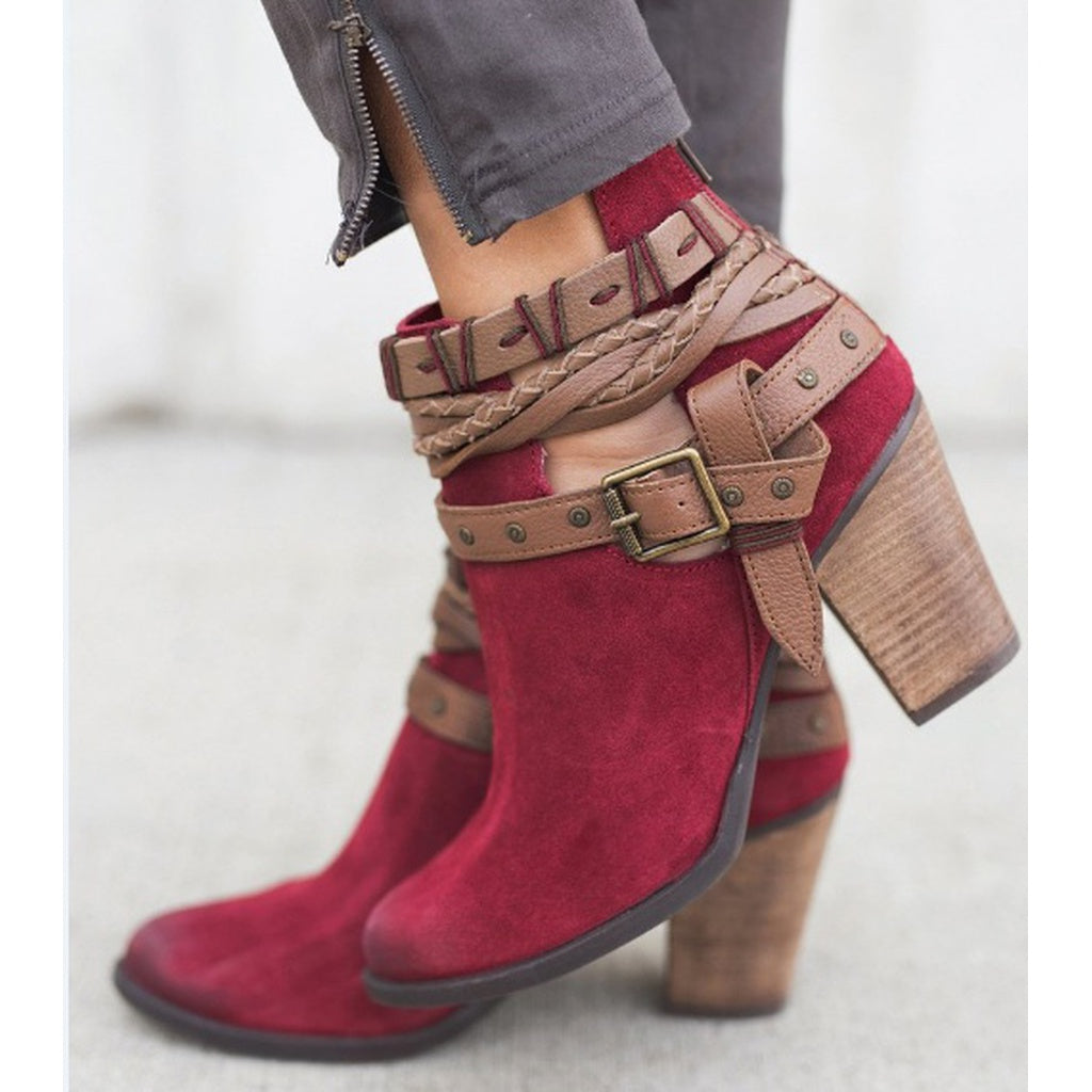Bottes Talons hauts Sexy -  - Casual So'Fame