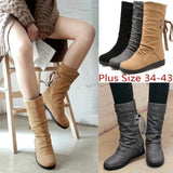 Bottes Mi-mollet -  - Casual So'Fame